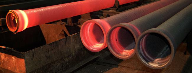 Ductile iron pipe canada